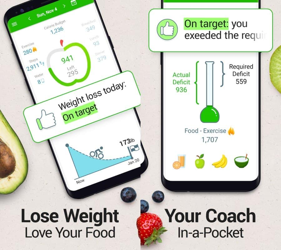 MyNetDiary-Calorie-counting-app