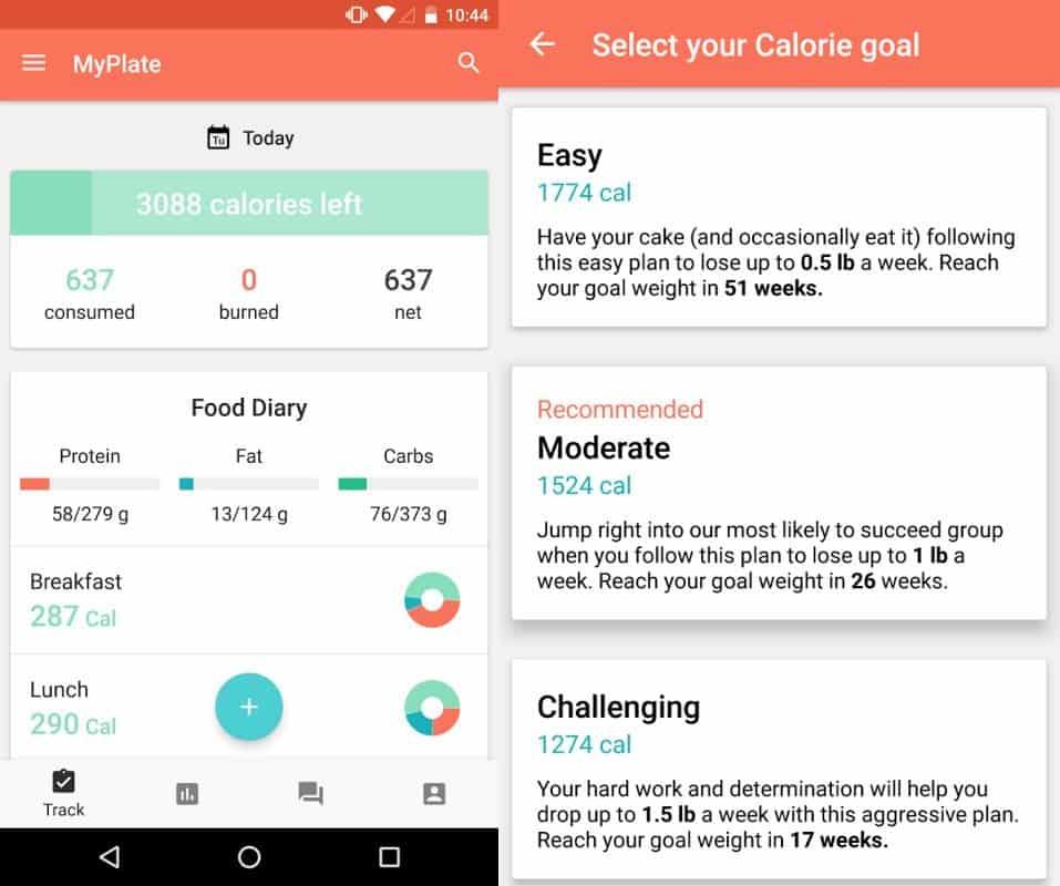 MyPlate-diet-app