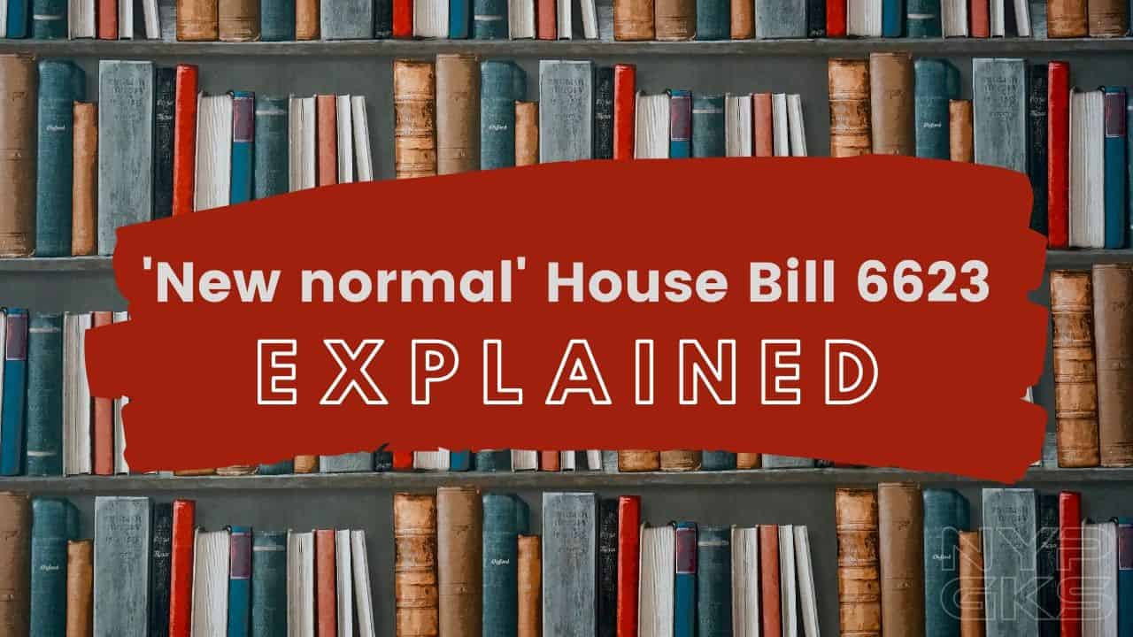 New Normal House Bill 6623 Explained Noypigeeks Philippines