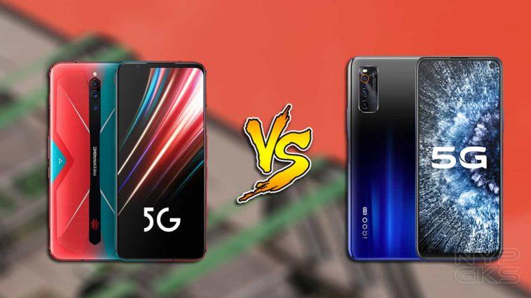 Nubia-Red-Magic-5G-vs-Vivo-iQOO-Neo-3-specs-comparison