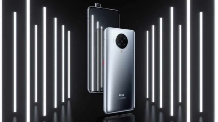 POCO F2 Pro: Snapdragon 865 processor, Pop-up camera, 4700mAh battery