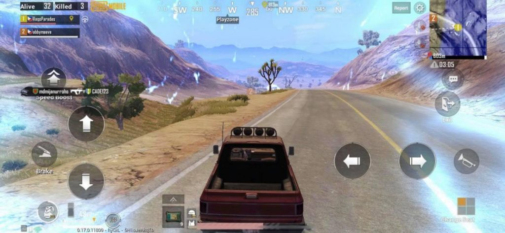 PUBG-mobile-circle-damage-blue-zone