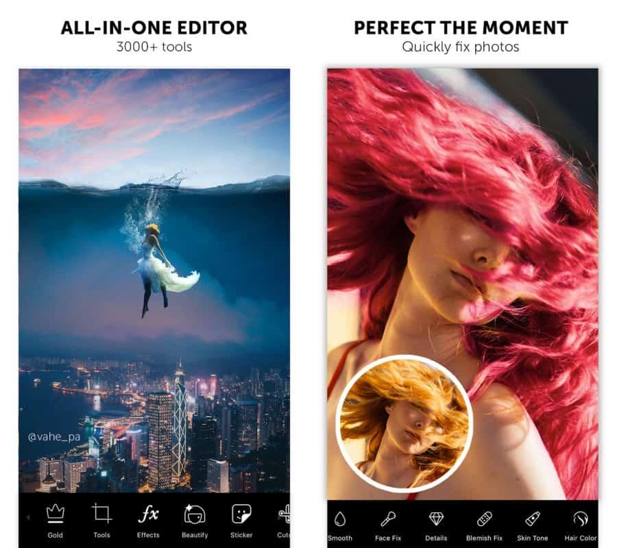 PicsArt-photo-editor-app