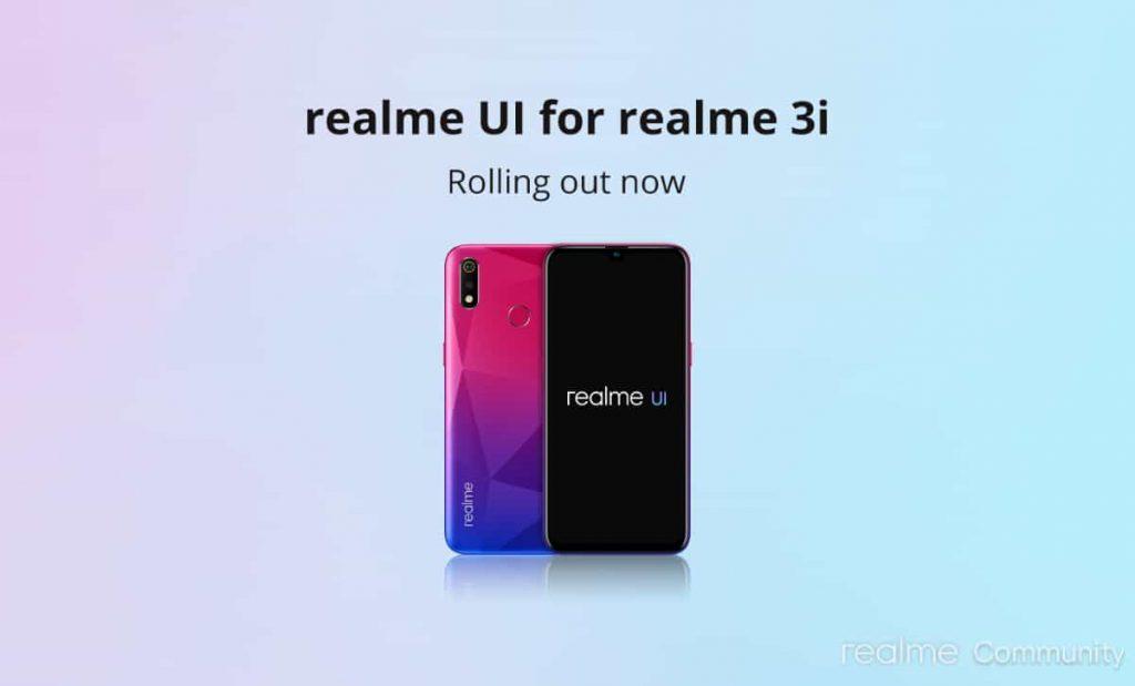Realme-3i-Android-10-Realme-UI-update-NoypiGeeks-5342