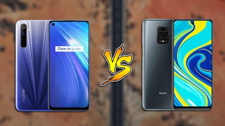Realme-6-vs-Redmi-Note-9S-specs-comparison