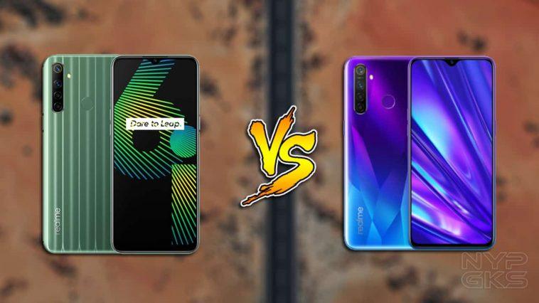 Realme-6i-vs-Realme-5-Pro-specs-comparison