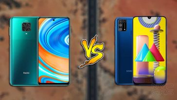 Redmi-Note-9-Pro-vs-Samsung-Galaxy-M31-specs-comparison