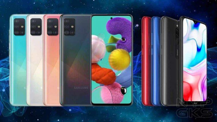 Samsung-Galaxy-A51-Redmi-8-NoypiGeeks