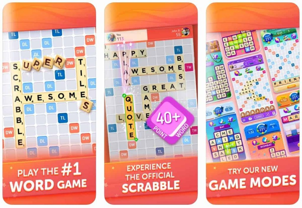 Scrabble-Android-iOS-board-games
