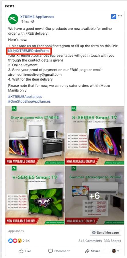 Steps-order-XTREME-appliances-online-NoypiGeeks-5341