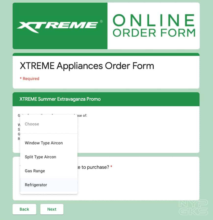 Steps-order-XTREME-appliances-online-NoypiGeeks-5343