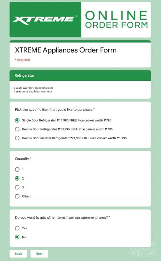 Steps-order-XTREME-appliances-online-NoypiGeeks-5344