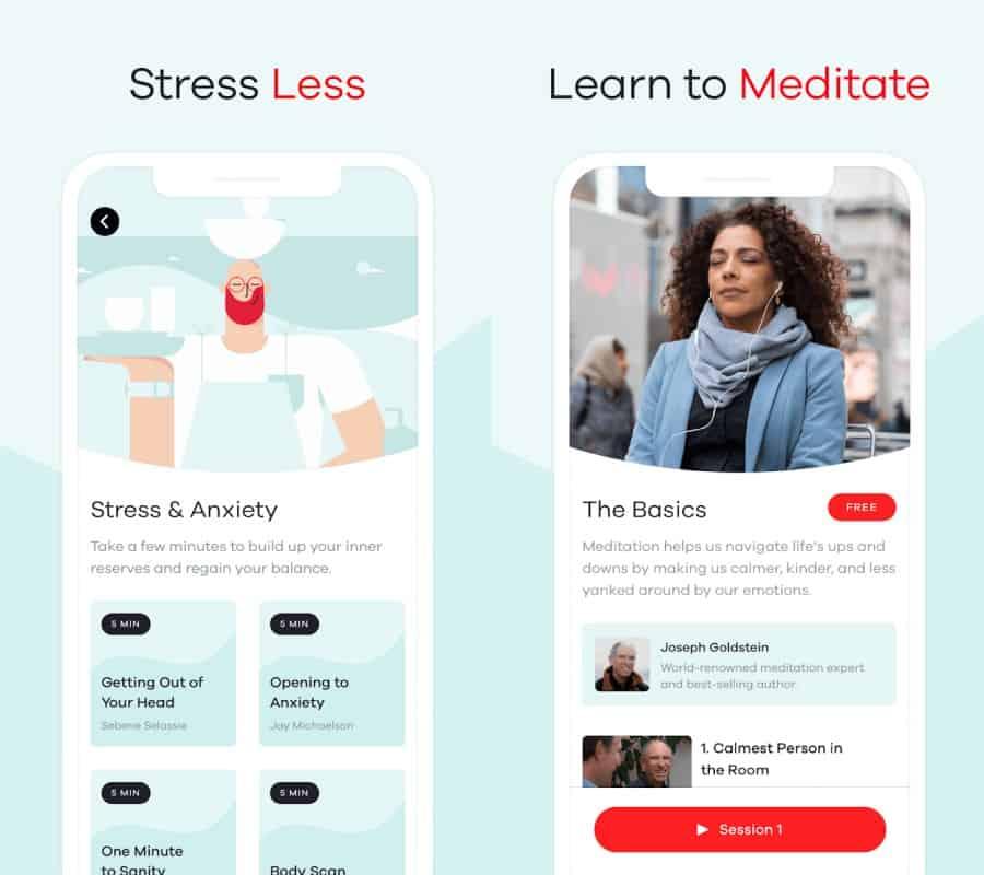 Ten-Percent-Happier-calming-app