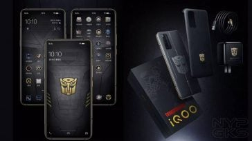 Vivo-iQOO-3-5G-Transformers-Limited-Edition