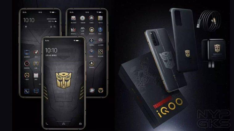 Vivo-iQOO-3-5G-Transformers-Limited-Edition