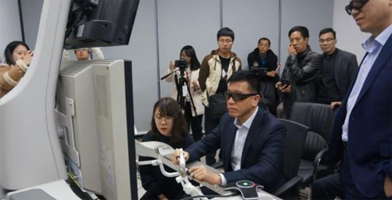 World-first-remote-brain-surgery-Huawei