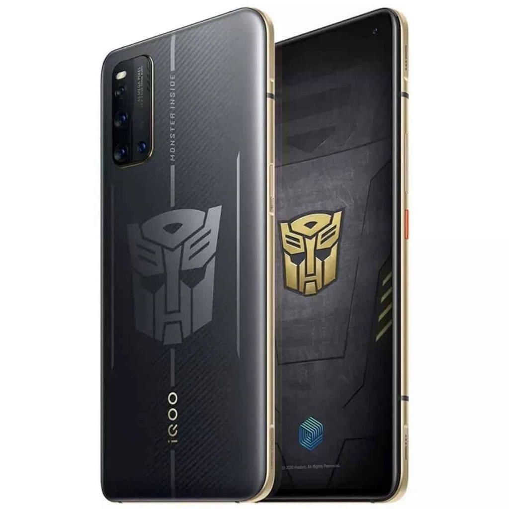 iQOO-3-Transformers-smartphone