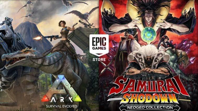 ARK-Survival-Evolved-Samurai-Shodown