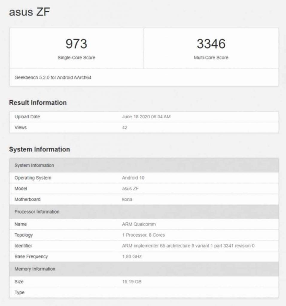 ASUS-Zenfone-7-GeekBench-leaked-5521