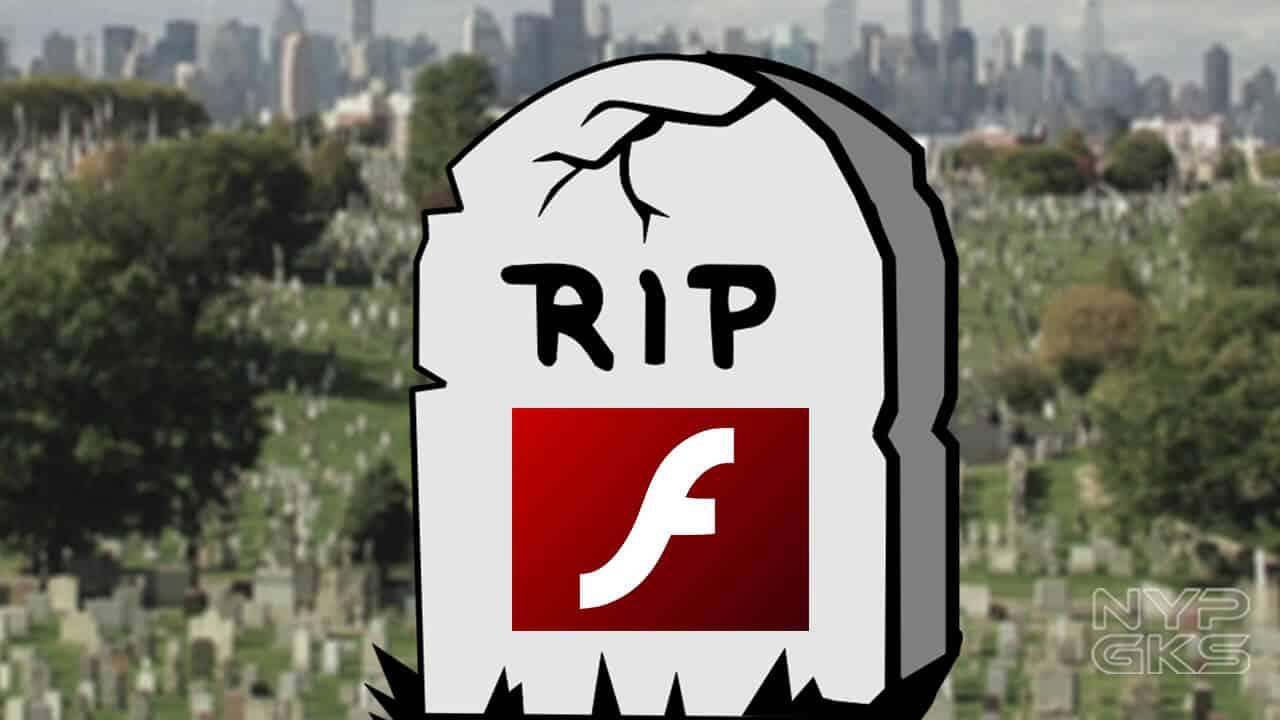 با Adobe Flash Player در سال 2021 خداحافظی کنید