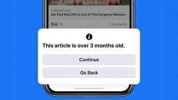 Facebook-notify-users-old-news