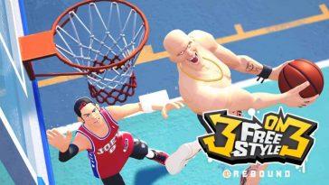 FreeStyle-Rebound