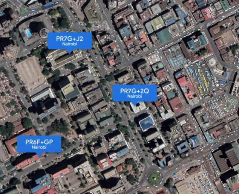 Google-Maps-Plus-Codes-Android-iOS