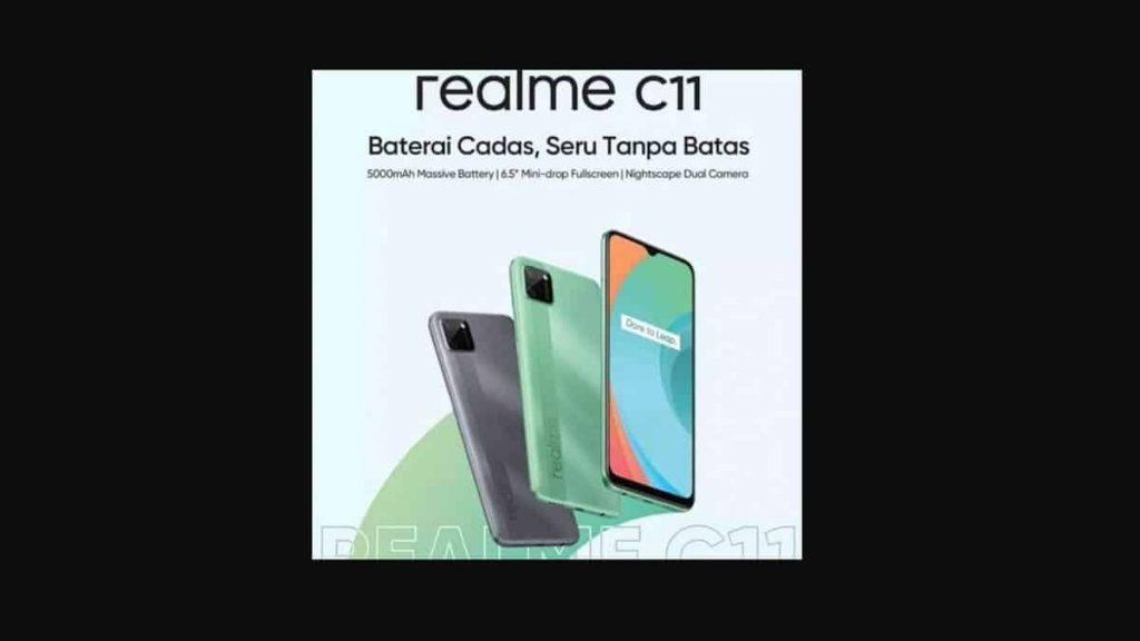 Realme-C11-design-leaked-5522