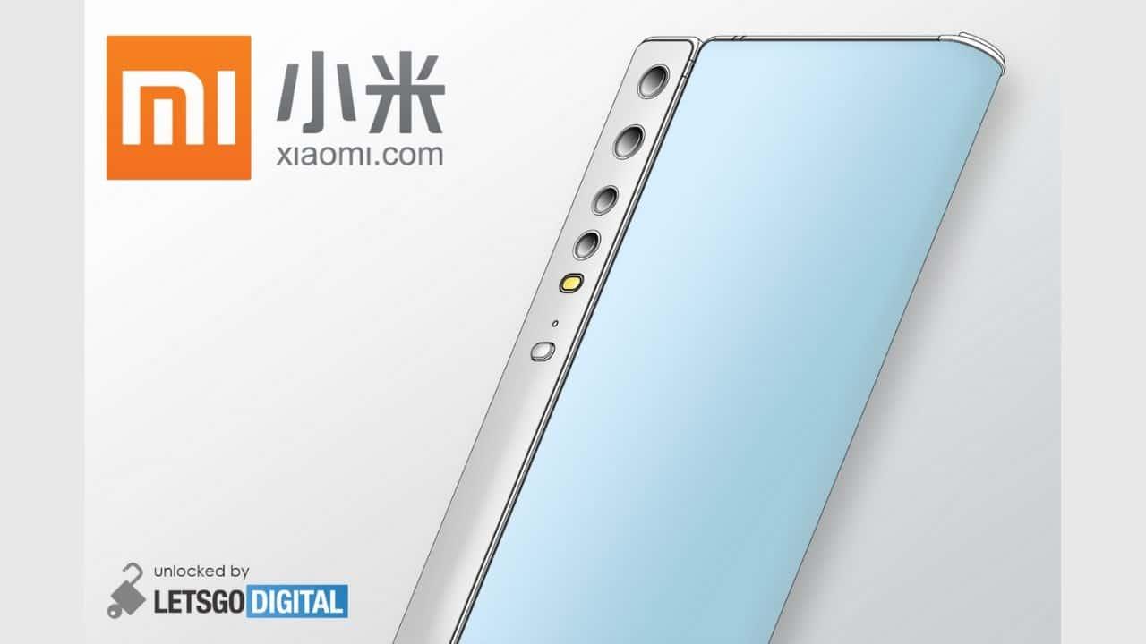 Xiaomi patents a folding phone design akin to Huawei Mate Xs