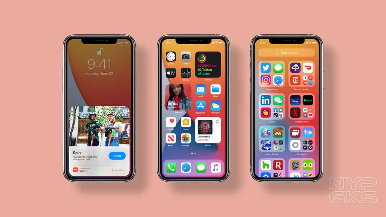 Best new features of iOS 14 | NoypiGeeks