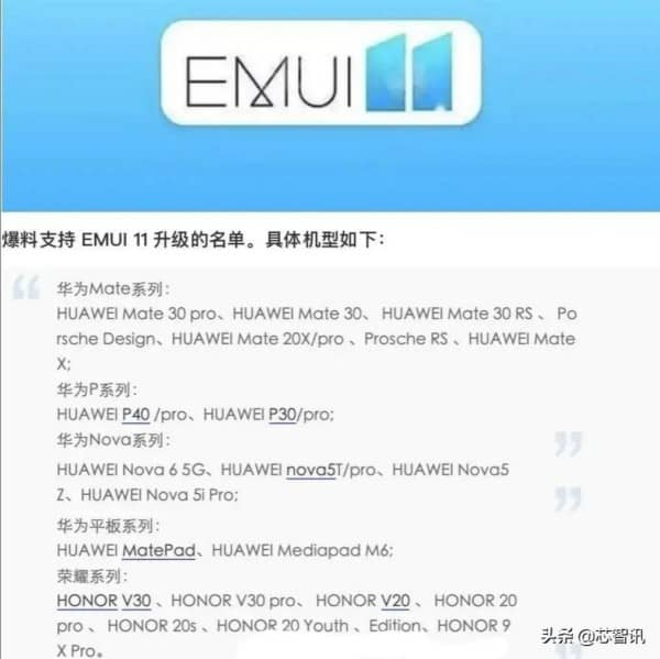 EMUI-11-Huawei-Honor-supported-devices-rumor