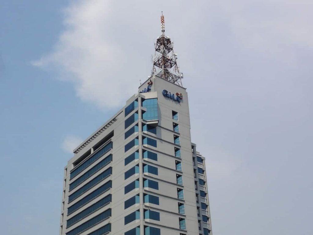 GMA-Network-building