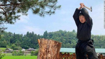 Japan-ninja-graduate