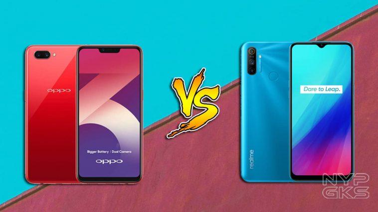 OPPO-A12e-vs-Realme-C3-specs-comparison