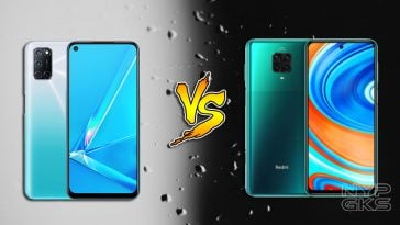 OPPO-A92-vs-Redmi-Note-9-Pro-specs-comparison