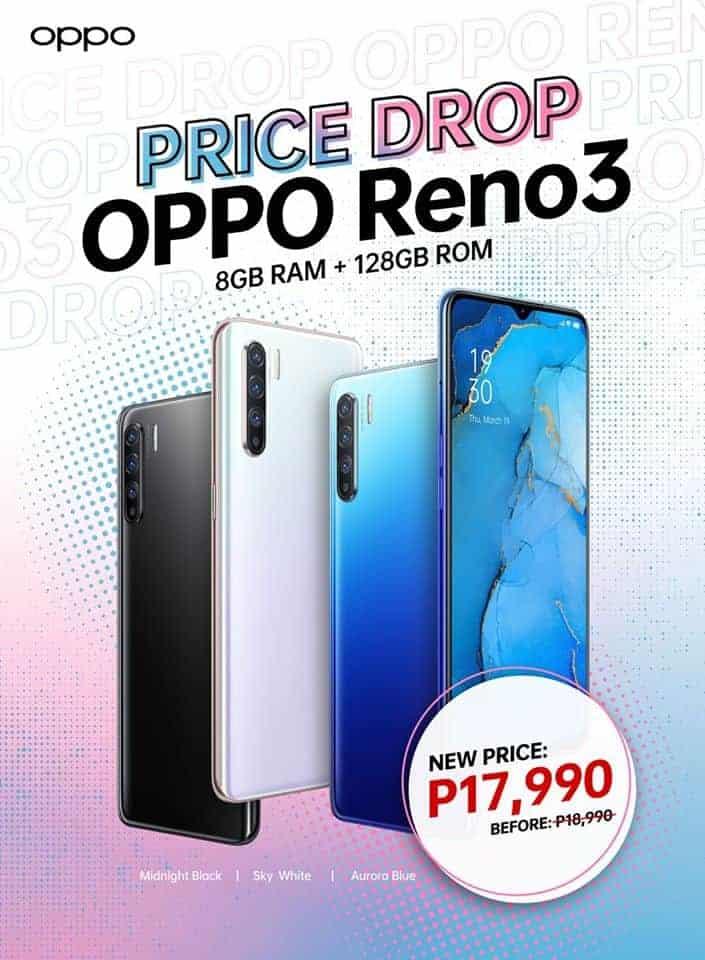 OPPO-Reno-3-Price-Drop