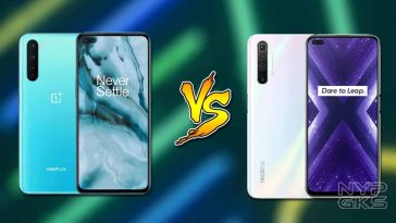 OnePlus-Nord-vs-Realme-X3-SuperZoom-specs-comparison