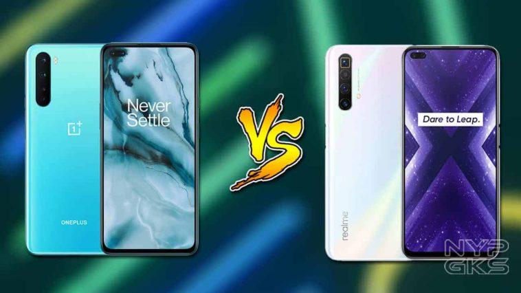 OnePlus-Nord-vs-Realme-X3-SuperZoom-specs-comparison