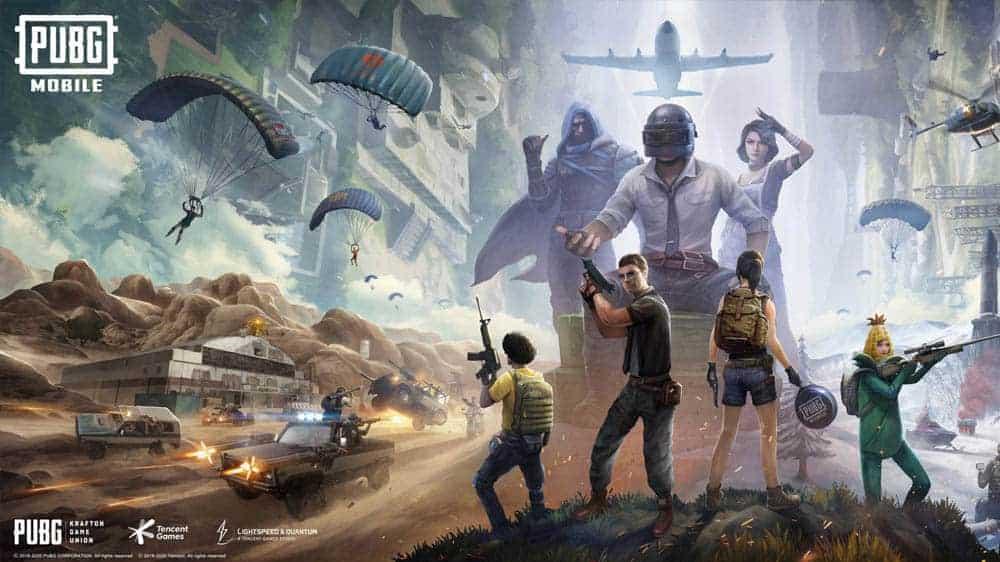 PUBGM-Battle-Royale-Games