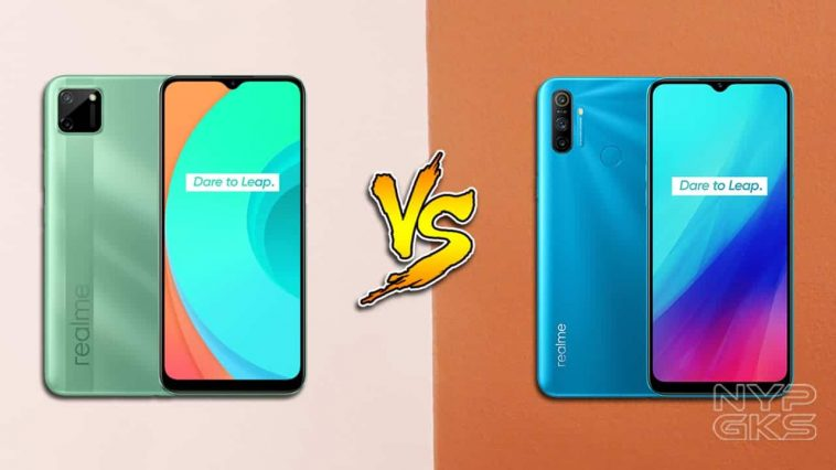 Realme-C11-vs-Realme-C3-specs-difference-NoypiGeeks