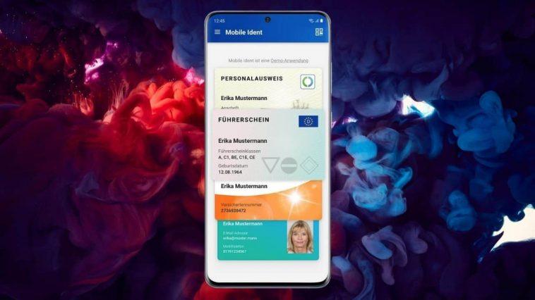 Samsung-electronic-mobile-ID