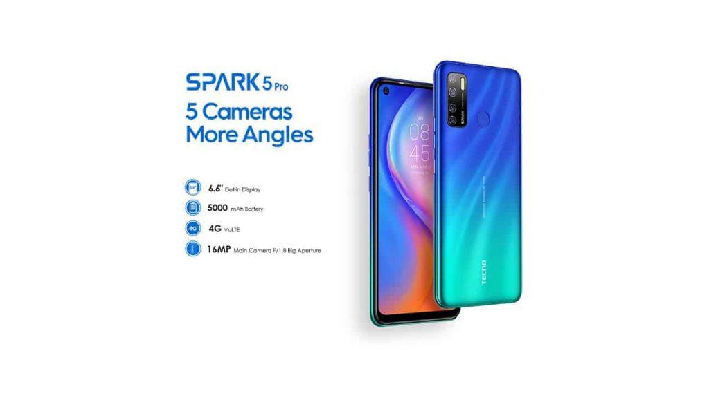 TECNO-Mobile-Spark-5-Pro