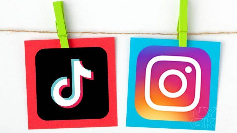 TikTok-Instagram