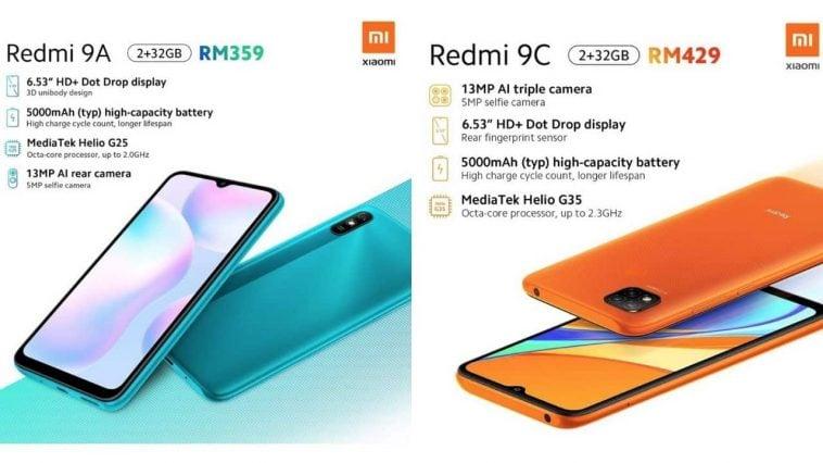 Xiaomi-Redmi-9A-Redmi-9C