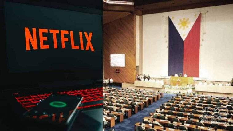 house-bill-proposing-tax-netflix-spotify-digital-services-NoypiGeeks