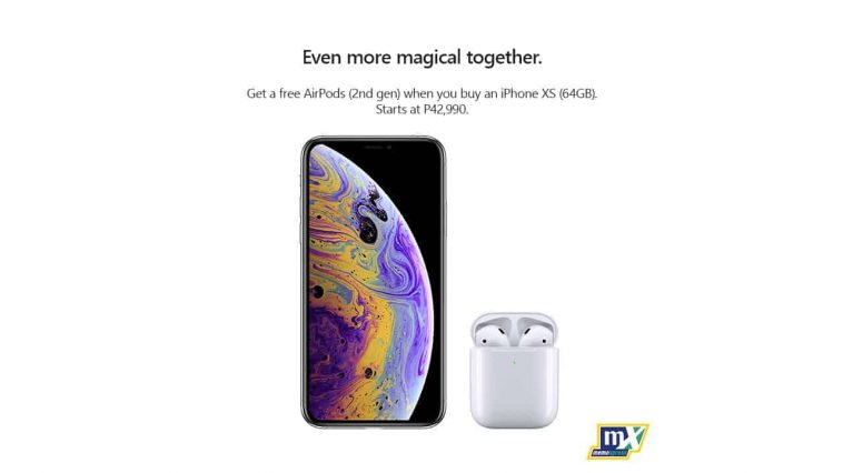 iPhone-Xs-free-airpods-NoypiGeeks
