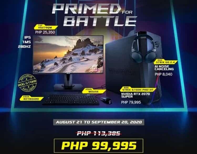 ASUS-ROG-Strix-G35DX-G15DH-gaming-PC-prices