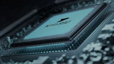 Huawei-chipsets