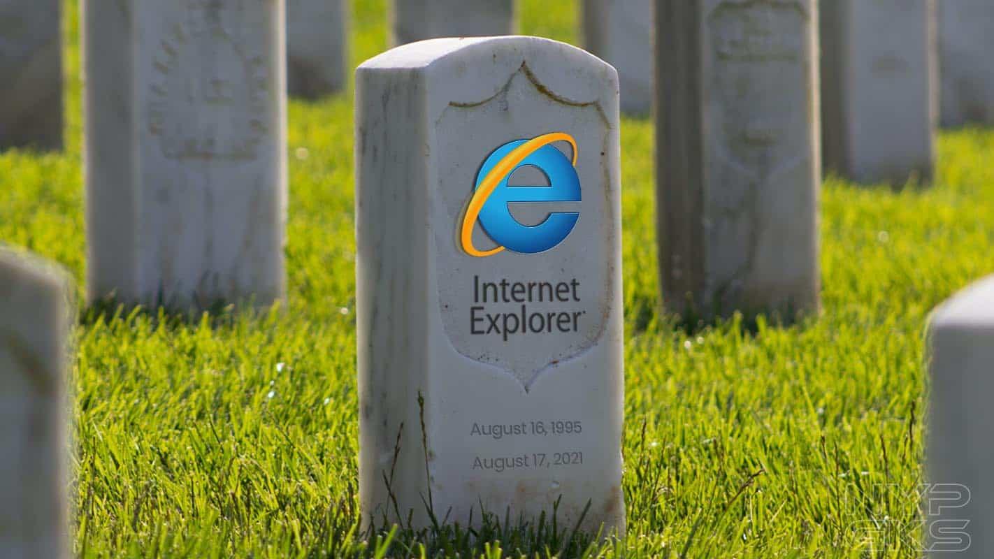 Microsoft is shutting down Internet Explorer   NoypiGeeks