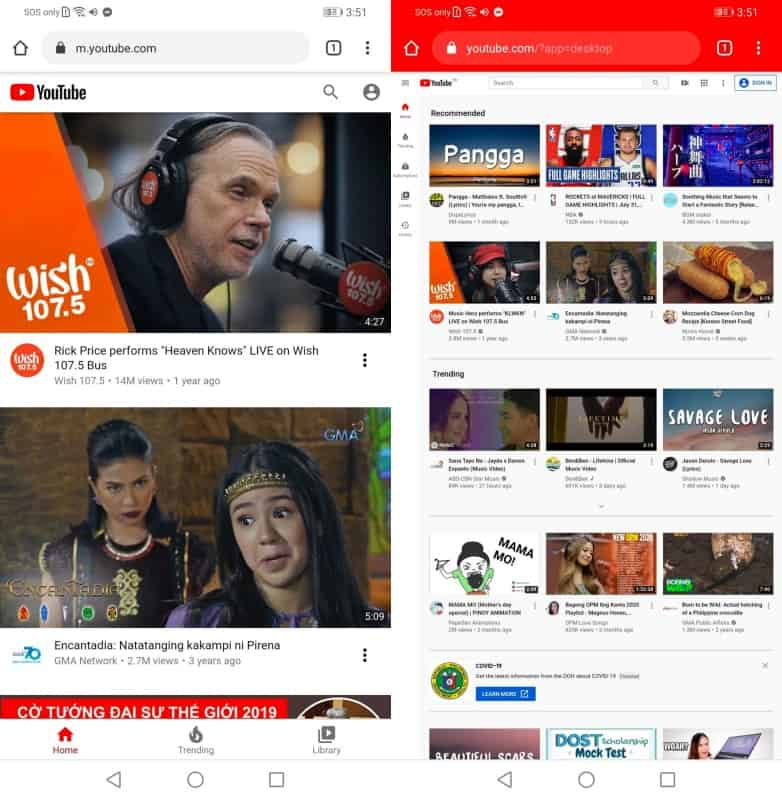 Play-YouTube-music-background